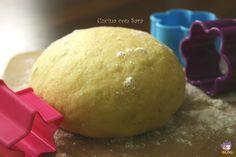 Pasta frolla al mascarpone, cucina con sara