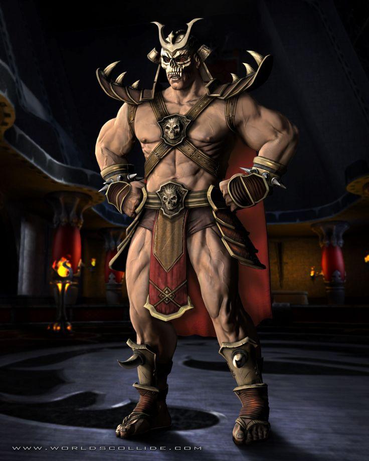 Shao Khan from Mortal Kombat