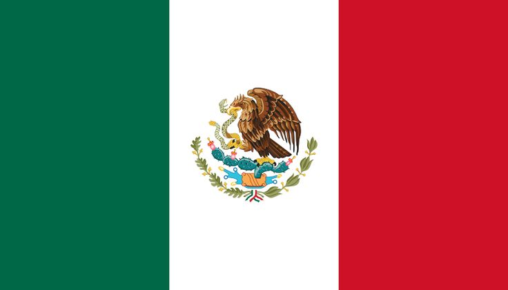 Flag of Mexico - Mexico - Wikipedia