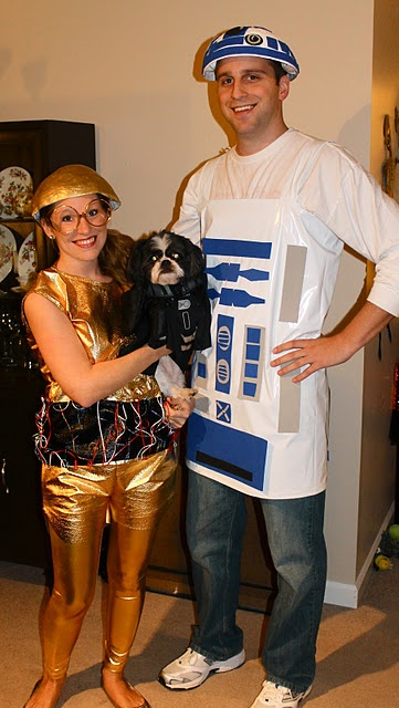 R2d2 And C3po Costumes Best 25+ R2d2 costume ...
