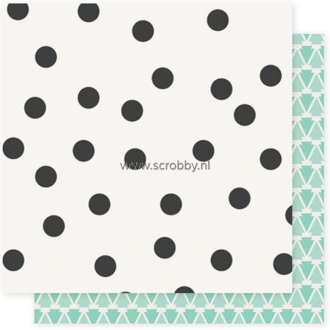 Crate Paper Maggie Holmes Bloom Double Sided Cardstock Flourish