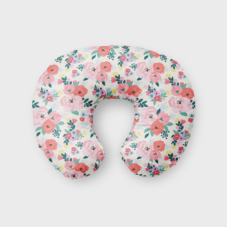 Excited to share the latest addition to my #etsy shop: Sweet Pea Floral Boppy Pillow Cover // Nursing Pillow Cover // Boppy Pillow // Cactus Fabric // Cotton Boppy Pillow //Minky Boppy http://etsy.me/2nn9E1m #housewares #bedroom #bedding #boppycover #boppy #fraichebaby