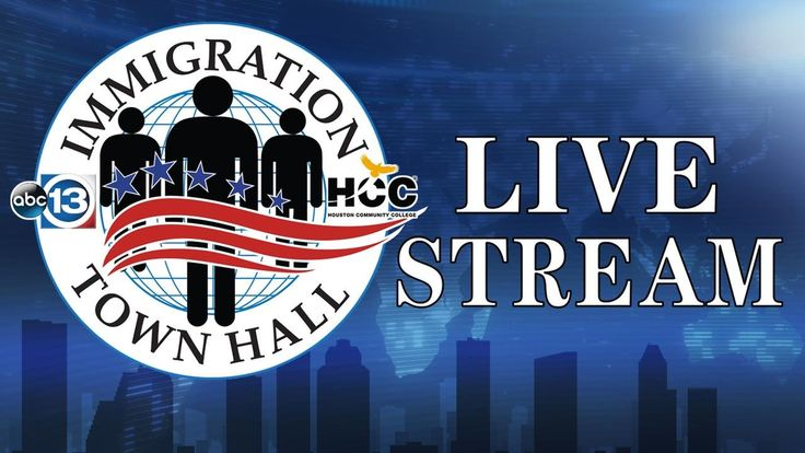 Professor Geoffrey Hoffman will participate in an Immigration Town Hall on Tuesday, April 11, from 6-7 p.m. The event will be lived-streamed on ABC13 and is hosted by Houston Community College's central campus. The town hall is an opportunity for experts from the Houston Immigration Legal Services to answer HCC students' questions about immigration.