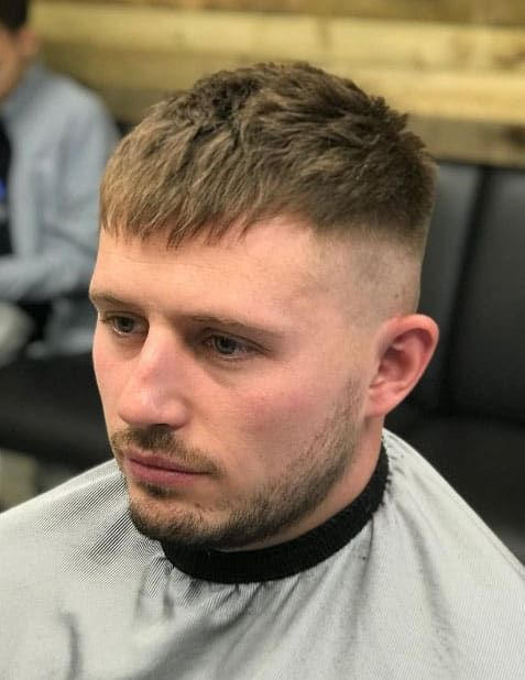 42 Cool And Trendy Short Haircuts For Men Best Hairstyles 2019