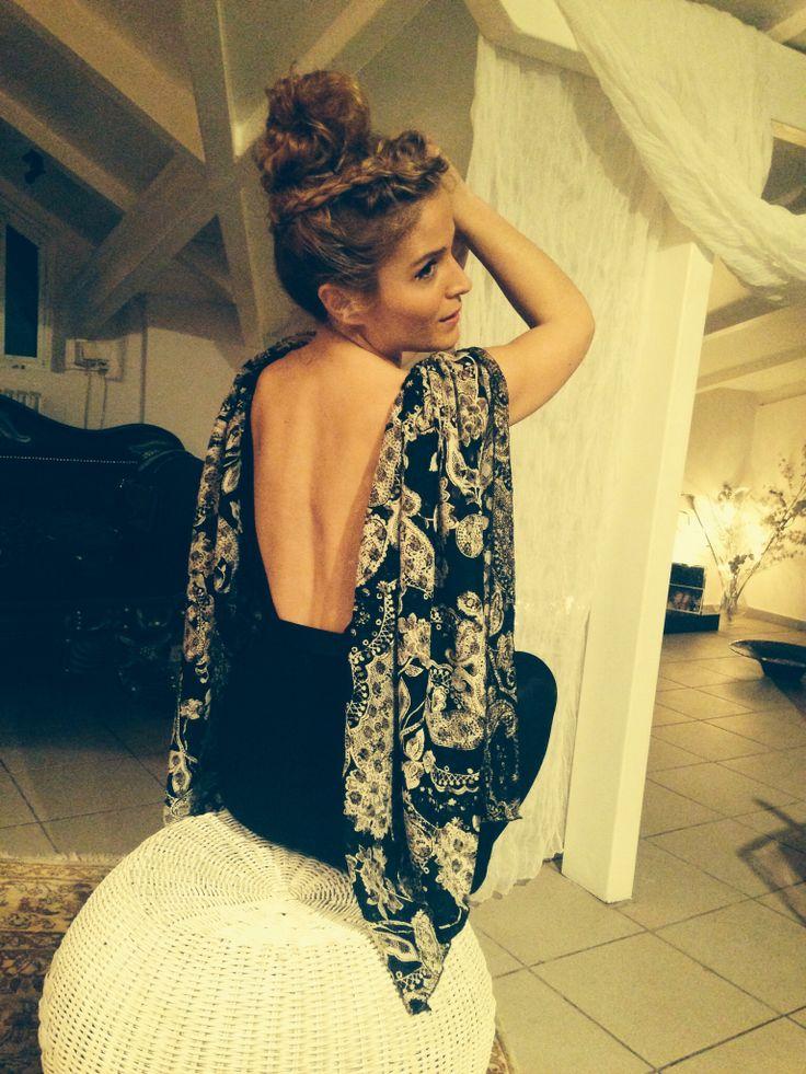 """Capri"" jumpsuit by Nidodileda clothing"