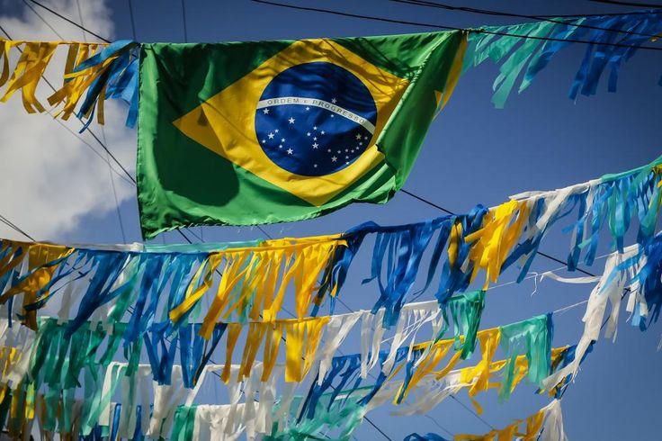 Brazil's flag