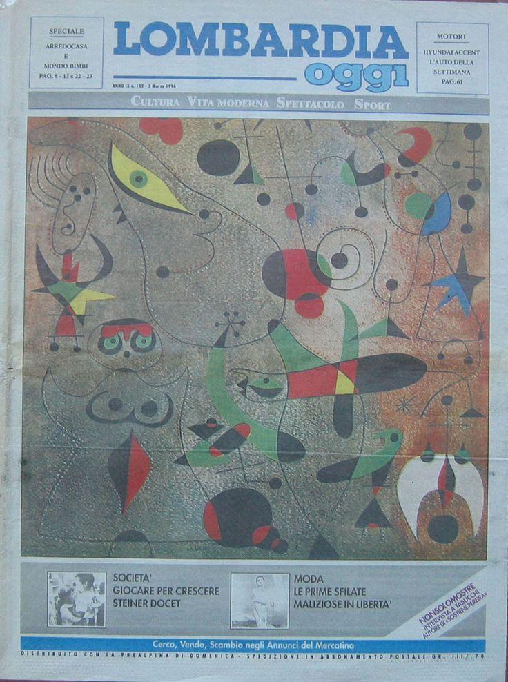 1996 Giornale Lombardia Oggi