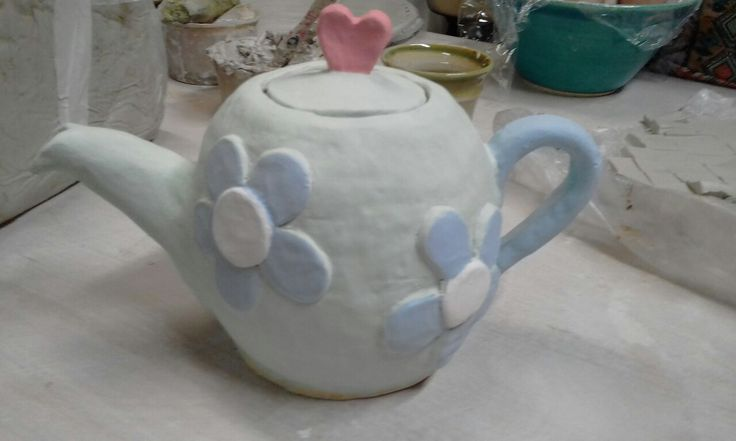 teapot before final fire