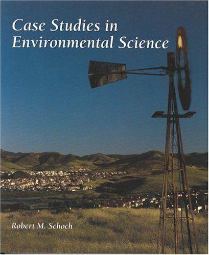 environmental science 3205 case studies
