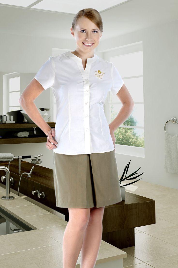 100 best images about uniformes de mujer on pinterest - Uniformes sanitarios modernos ...