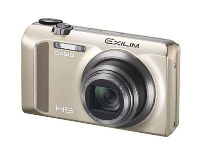 CASIO digital camera EXILIM EXZR500GD 1610 million pixels 5 Jikute shake ... P/O