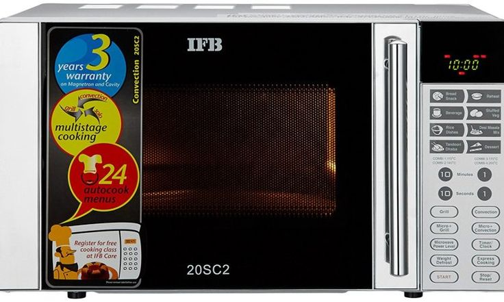 IFB 20 L Convection Microwave Oven 31% offer amason GST