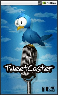 Tweetcaster is one of my favorite mobile Twitter client apps.  This is a must have if you manage multiple Twitter accounts or you just want a great easy-to-use Twitter application.