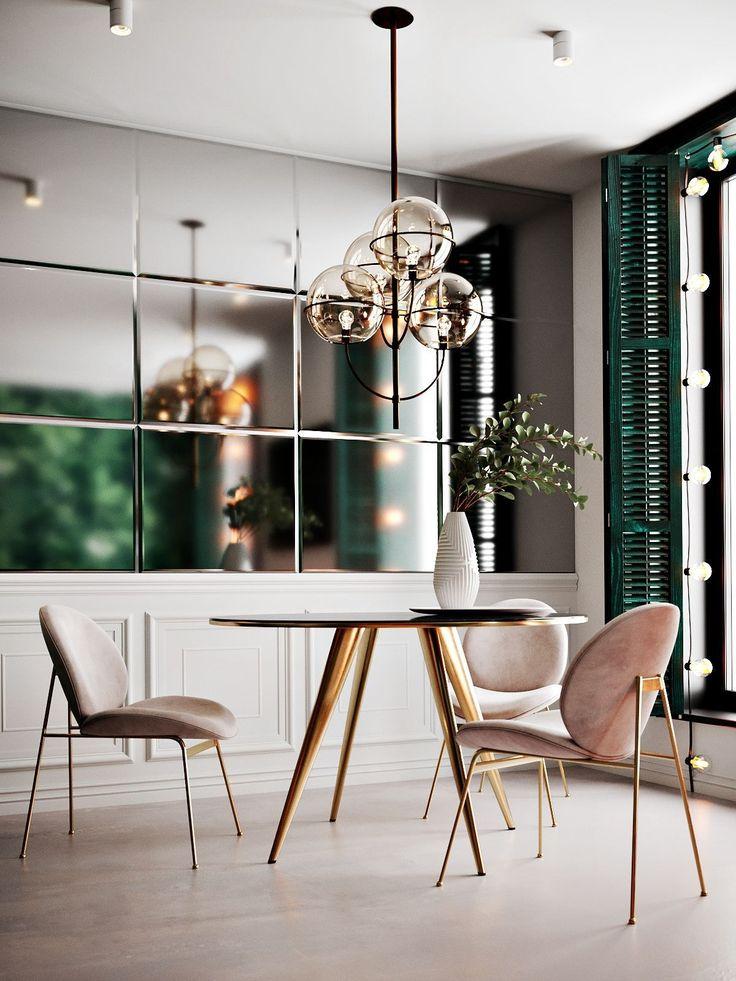 44 Luxuriöses Interior Home Decor 2019, das inspiriert