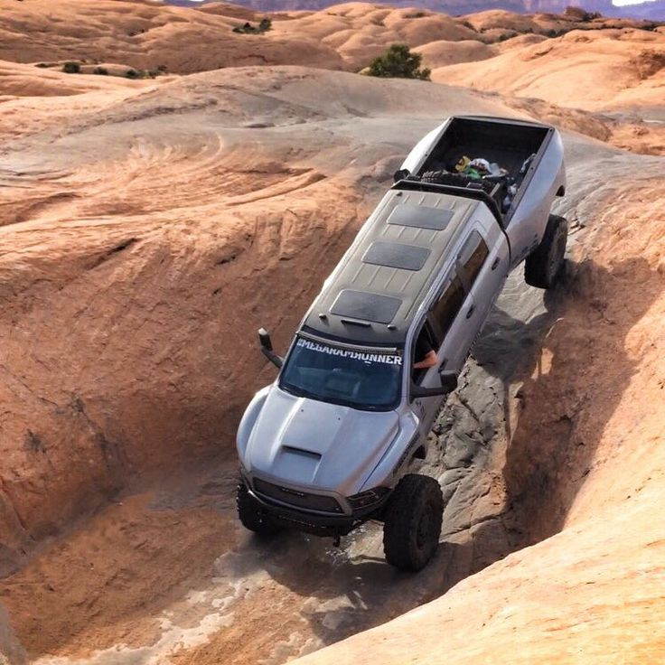 Dodge Cummins Desiel 'Mega Ram Runner' 4WD ..6 door, MRAP axles, & 600hp