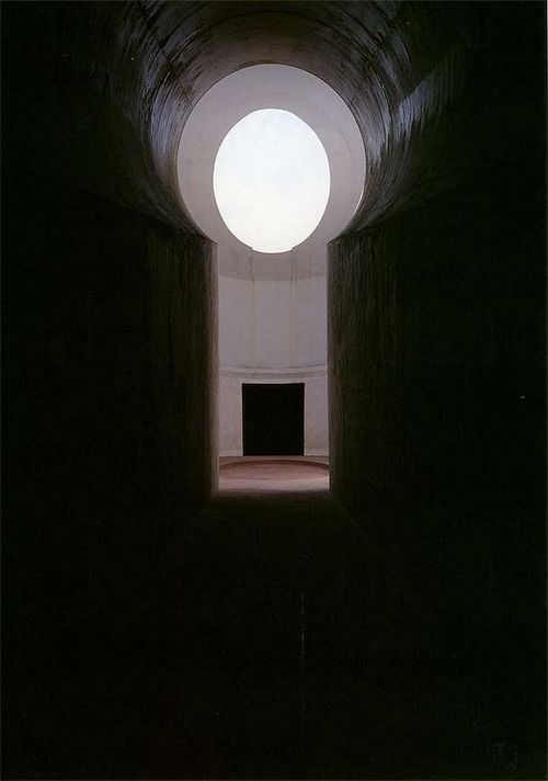 Foyer Architecture Login : Roden crater east portal entryway james turrell art
