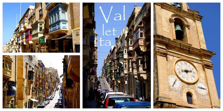 5 największych atrakcji Valletty http://dobrytrop.blogspot.com/2015/07/5-najwiekszych-atrakcji-valletty.html