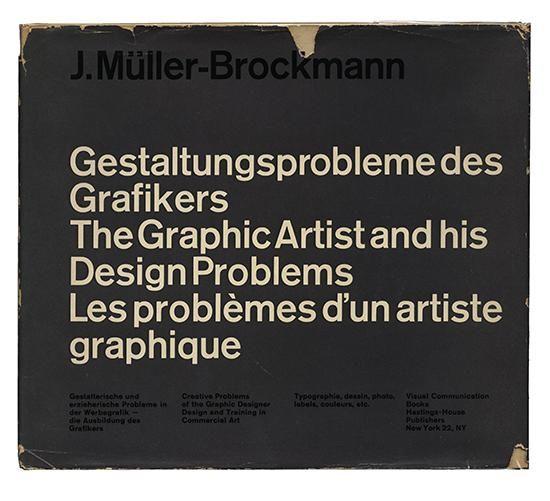 Design problems 3x. Josef Müller-Brockmann, 1961 via @thinkstudionyc