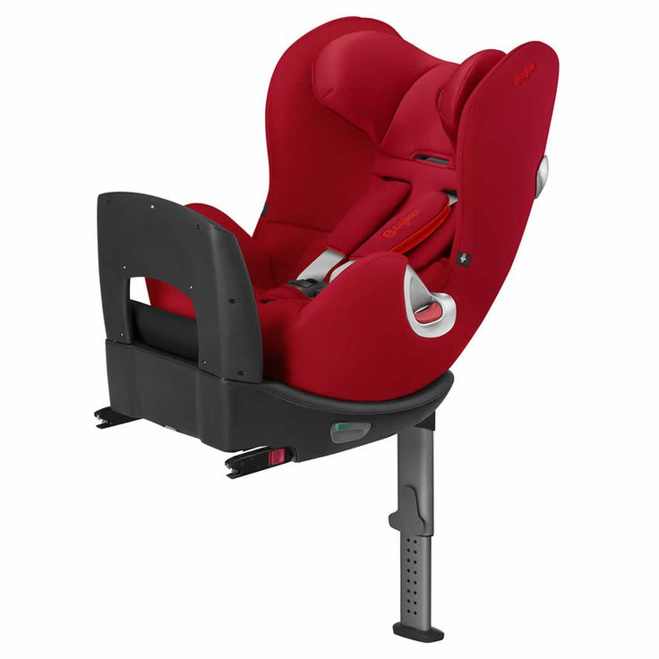 Cybex Sirona Car Seat in Hot & Spicy. Can't believe my baby girl has moved to her next car seat!