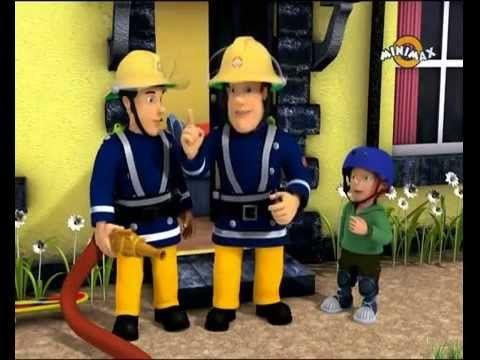 Sam a tűzoltó - James a tűzoltó - YouTube