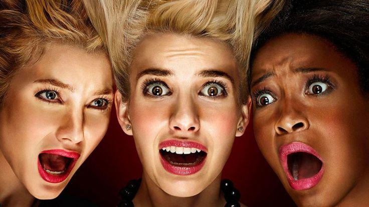 Scream Queens' Plots Halloween Episodes, Parodies Taylor Swift's ...