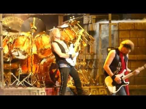 """""""If Eternity Should Fail"""" Iron Maiden@Wells Fargo Center Philadelphia 6/..."""