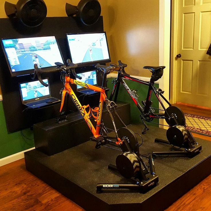 Training with an #IndoorBikeTariner throughout the early season is crucial in creating your bottom fitness.