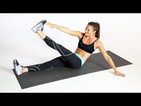 30-Minute Fat-Frying Bikini-Body Workout | Class FitSugar