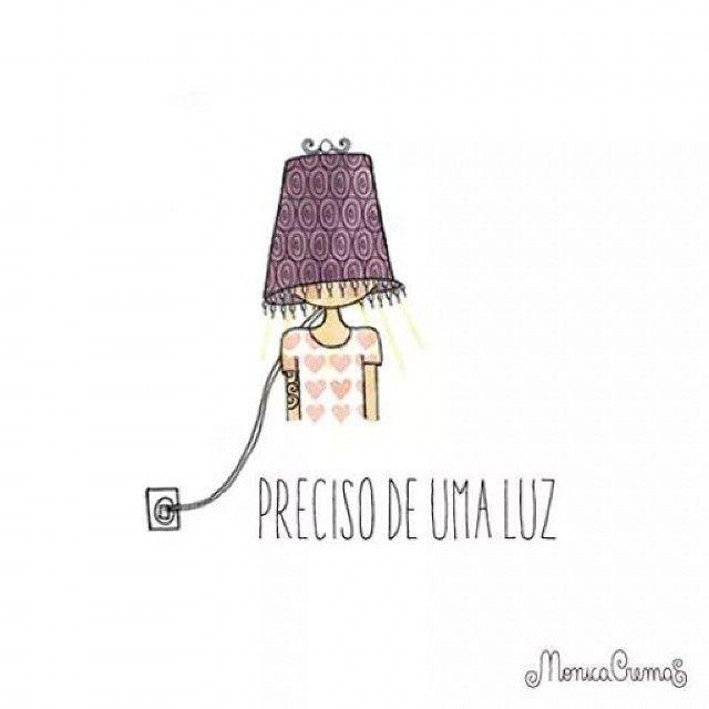 Luz | Mônica Crema