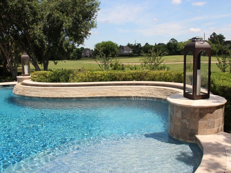 Contemporary Swimming Pools Design 196 Custom Outdoors Awesome Pools Pinterest Pool