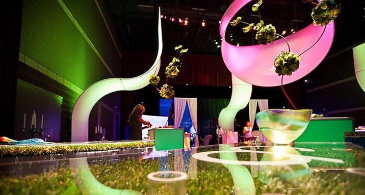 Site 6 Events - Design & Management - TransAlta Arts Barns, Edmonton, AB