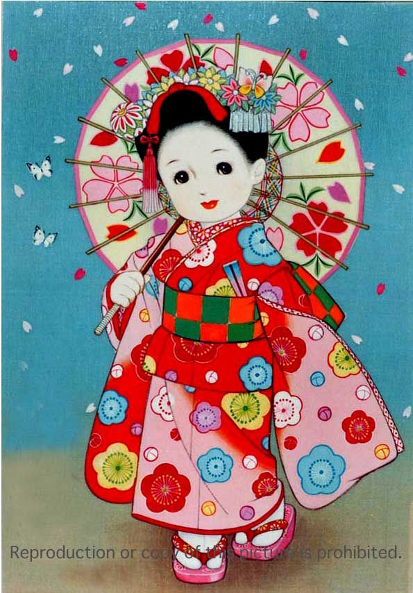 Japanesefashion  Painter Kiiti Thutaya ♡♡♡