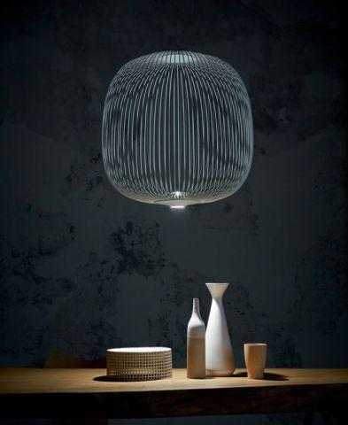 Lámpara de suspensión Spokes de Foscarini