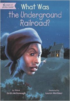 Free e-book about the underground railroad?