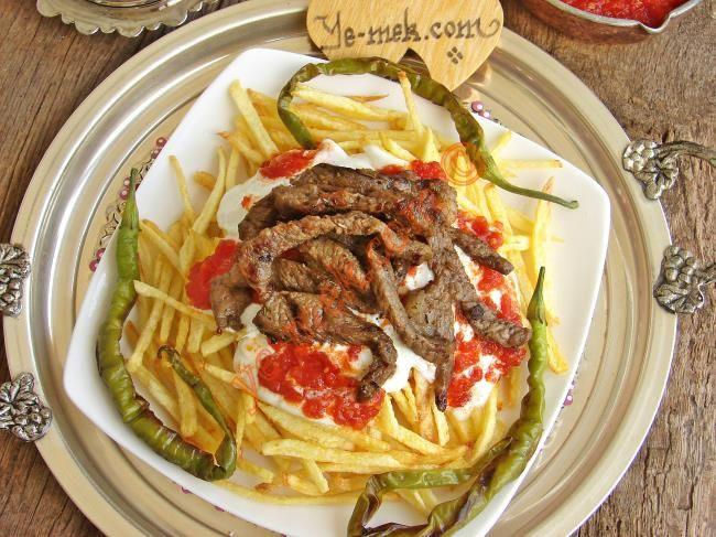 Bodrum Kebabı Resimli Tarifi - Yemek Tarifleri
