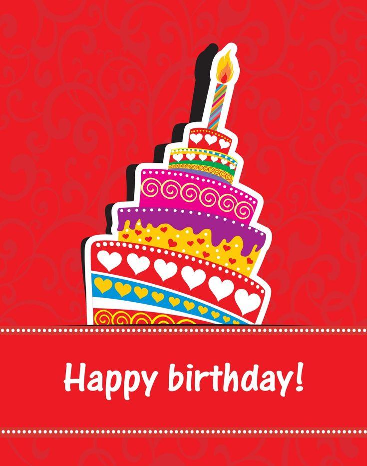 76 best cake birthday card 3 images on pinterest happy birthday top 40 happy birthday cards for anyone m4hsunfo