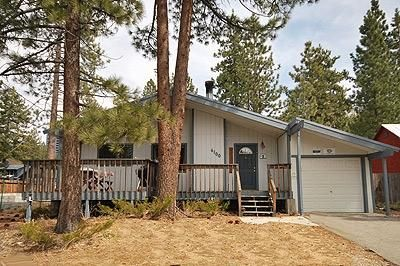 Lake Tahoe Cabin Rental - 3 Bedrooms, Sleeps 8 - 4100 Azure Avenue