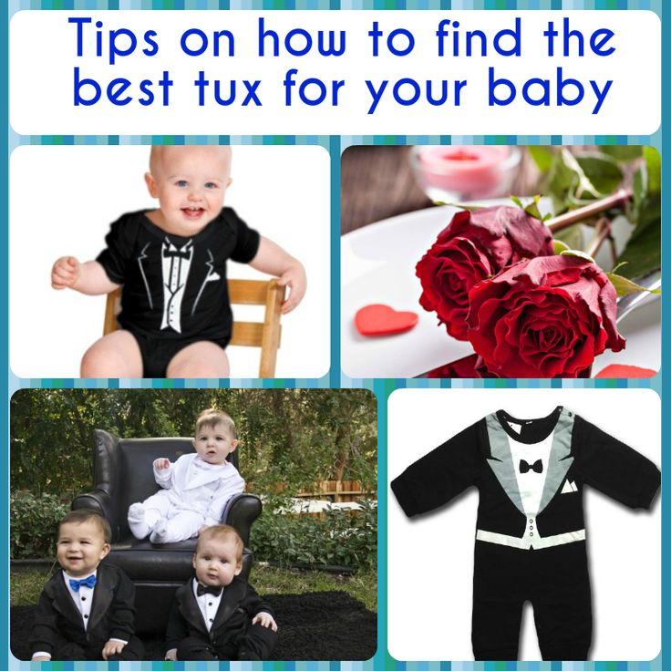 Introducing your baby boy to tuxedos may mean that you have to shell out some shillings. A tuxedo even for toddlers is still a symbol of elegance, class and the attire for celebration, naturally, it is a bit expensive. Buying a baby tuxedo is one of those excusable additional expenses that may require the usage of your spare money. Tailored suits are the best, but to save, settling for a ready-made attire is not bad either.