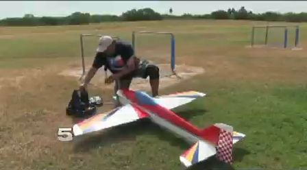 Technology has changed the way Valley residents fly their model planes.