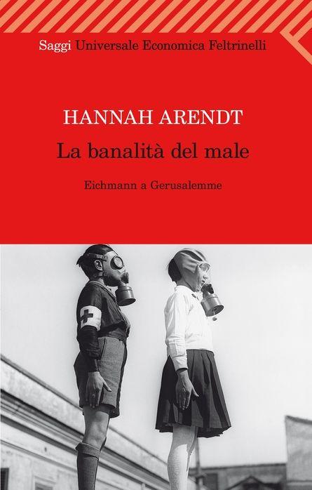 #BookMania del 29/01/14 - La banalità del male, Hannah Arendt @Feltrinelli Editore - presentato da @MaryholaMcMill - #LaBiblioteca - @Libriamo Tutti - http://www.libriamotutti.it/