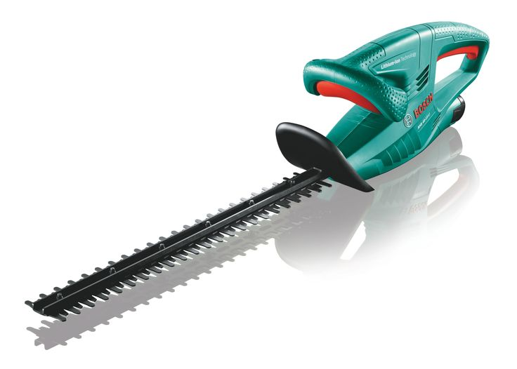 Bosch Easyhedgecut 12-45 Battery Cordless Lithium-Ion Hedge Trimmer | Departments | DIY at B&Q
