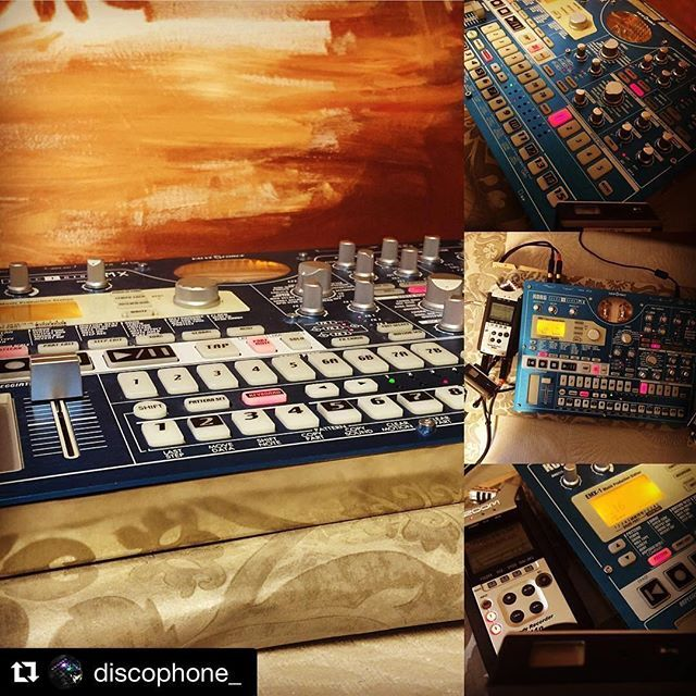 #Repost @discophone_ ・・・ In the making of contest video . First entry shooted…