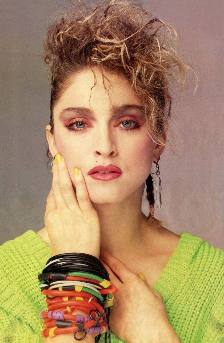 Things of the past (70's,80's,90's) - Dingen van vroeger (70's,80's,90's) ( Madonna jaren '80 )