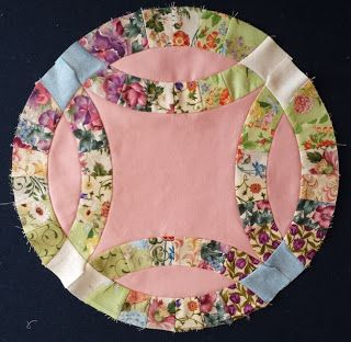 DWR (Double Wedding Ring) Quilting Tips