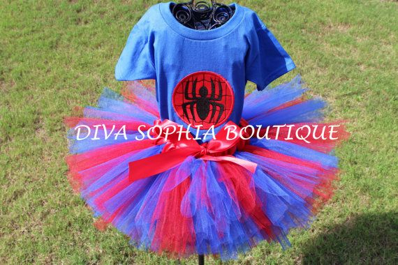 Hey, I found this really awesome Etsy listing at https://www.etsy.com/listing/204016823/spiderman-girl-tutu-set-baby-infant