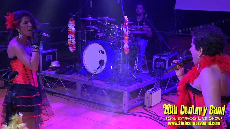 20/08/2015, 20th Century Band live @ Festa della Birra, Cassano delle Mu...