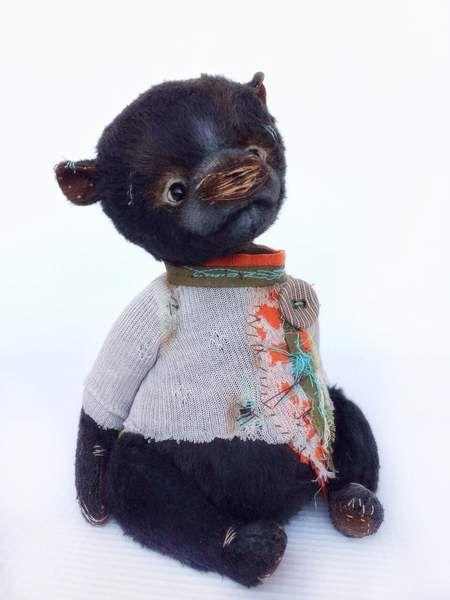 Toddi By Bronnikova Tatiana - Bear Pile