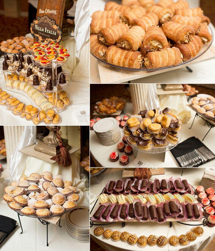 Italian Wedding Desserts