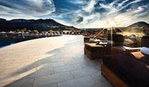 Swimming pool at the Emirates Wolgan Valley Resort & Spa