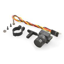 JMT HD 1000TVL Mini FPV Camera Lens 2.8mm 3MP PAL/NTSC Switchable w/ Angle Adjustable Holder for DIY RC Racing Drone 250 210